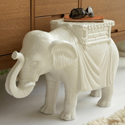 Design Trend Elephant Home Décor And Feng Shui Tips