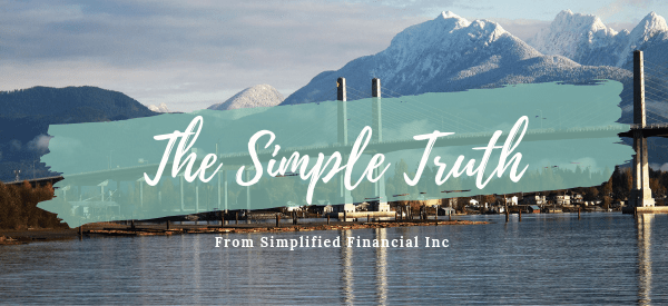 The Simple Truth: Financial 'Save'ty Month