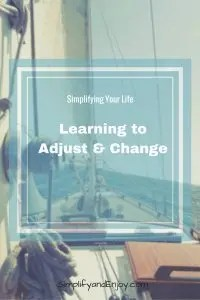 Looking to simplify and don't know where to start? Catch the last of this seven part serious to help you prepare for the big change ahead!