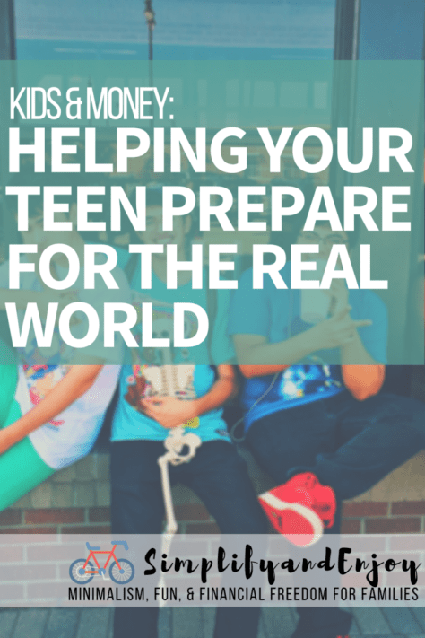 Before they leave the house, how can you prepare your teen to be money savvy? Today we go over the five essential skills they need to know! #family #kids #parenthood #familybudget