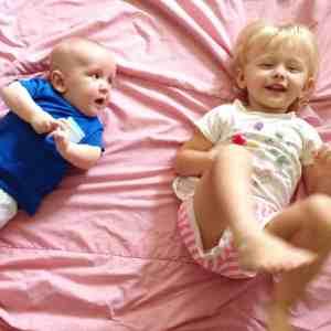 preparing toddler for newborn