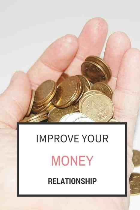 How you can improve your money relationship and work towards a positive financial future