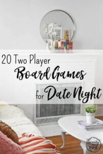 20 two player board