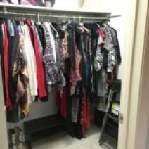 Closet 1 - After