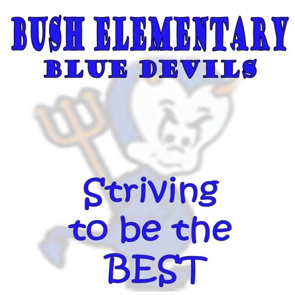 Distinguished Schools Bush Elementary