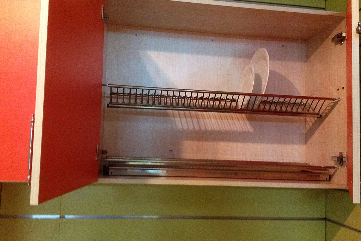 Buy kitchen cabinet with plate holder in Lagos Nigeria