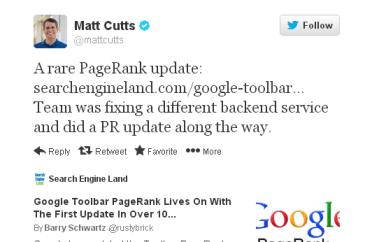 matt cutts 6 dec 2013