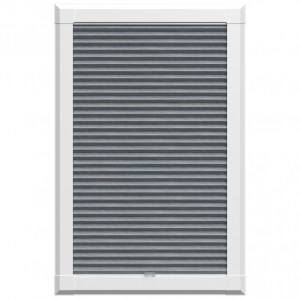 hive-silkweave-raven-perfect-fit-pleated-blind
