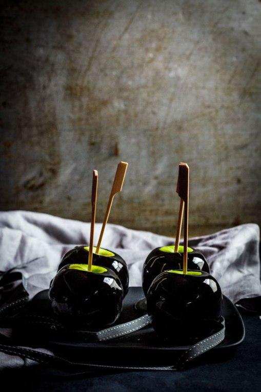 Gluten-Free Poison Toffee Apples