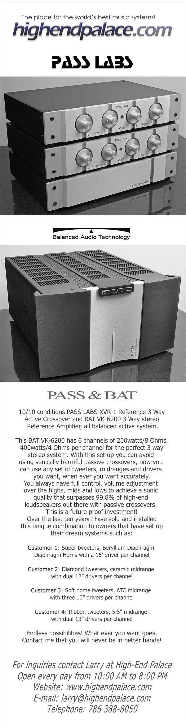 Pass Labs Diy Active Crossover Subwoofer With Lm741 Ic Electronic Circuit Xrv 1 3 Way Reference Bat Amplification Expired