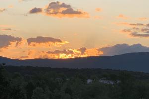 VT sunrise