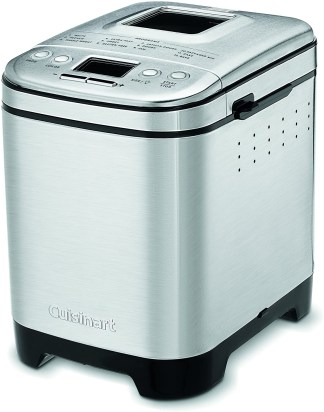 Roll over image to zoom in VIDEO Cuisinart Bread Maker, Up To 2lb Loaf, New Compact Automatic
