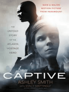 """Captive"" Book Review and Giveaway"