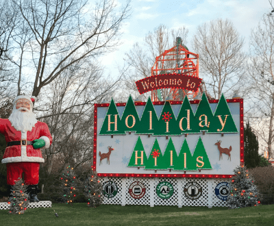 Things To Do: ChristmasTown at Busch Gardens Williamsburg