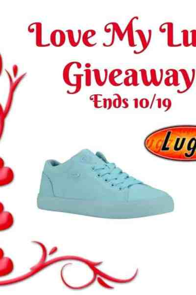 Welcome to the Love My Lugz Giveaway Ends 10/19