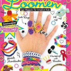 Kids Kreativ Loomen 05/14 Titel