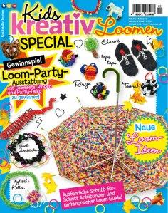 Kids Kreativ Loomen Special 01/14 Titel