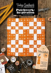 Naehanleitung Vintage Muster Patchwork 0615