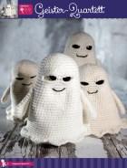 Geister Quartett – Fantastische Häkelideen Monster Amigurumi Vol. 5