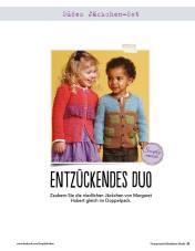Häkelanleitung Kinder-Jäckchen-Set Fantastische Häkel-Mode-Ideen 0515