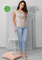 Strickanleitung Katia Shirt mit Fransenleiste – Simply Stricken 04/2016