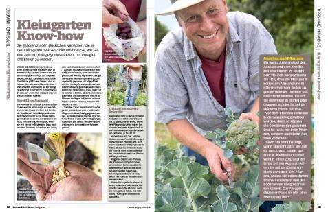 Gartentipp: Kleingarten Know-how