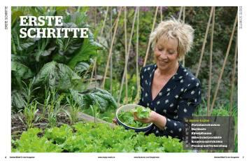 Gartentipp: Erste Schritte