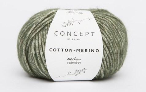 Katia-Concept-CottonMerino-Blassgruen