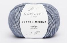 Katia-Concept-CottonMerino-Blau