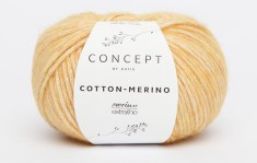 Katia-Concept-CottonMerino-Gelb