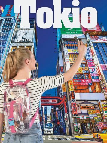 Nähanleitung: Rucksack Tokio