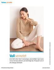 Strickanleitung - Lana Grossa Pullover mit V-Ausschnitt - Fantastische Frühlings-Strickideen - 0218