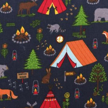 18611 Design Woodland Camping