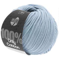 Lana Grossa Only Cotton Farbe Hellblau