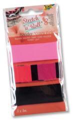 Stretch N Roll-Bänder Crazy Pink