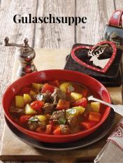 Simply kreativ - Gulaschsuppe - Hüttenzauber Rezepte für den Thermomix - 0118