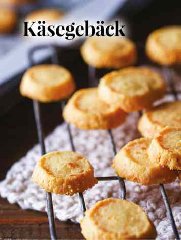 Simply kreativ - Käsegebäck - Hüttenzauber Rezepte für den Thermomix - 0118