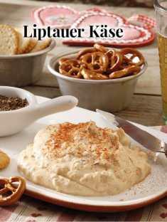 Simply kreativ - Liptauer Käse - Hüttenzauber Rezepte für den Thermomix - 0118