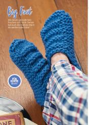 Strickanleitung Slipper Simply Stricken 0218