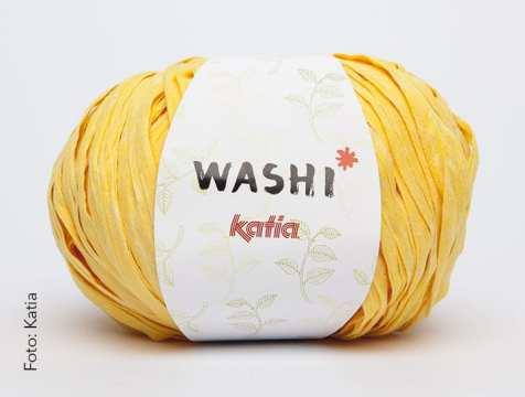 Katia Washi Bändchengarn stricken