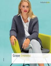 Strickanleitung - Graue Eminenz - Fantastische Strickideen Sonderheft 01/2019