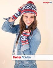 Strickanleitung - Hoher Norden - Fantastische Strickideen Sonderheft 01/2019