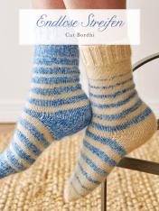 Endlose Streifen Simply Stricken-Spezial Magische Socken 01/2018