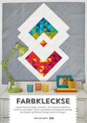 Nähanleitung - Farbkleckse - Simply Kreativ - Patchwork - 0318
