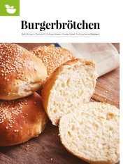 Simply kreativ - Burgerbrötchen - Neue Rezepte für den Thermomix - 0218