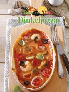 Simply kreativ - Dinkelpizza - Neue Rezepte für den Thermomix - 0218