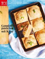 Simply kreativ - Gemüsepasteten - Neue Rezepte für den Thermomix - 0218
