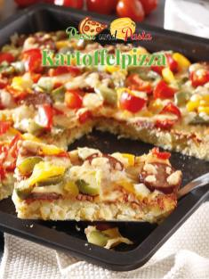 Simply kreativ - Kartoffelpizza - Neue Rezepte für den Thermomix - 0218