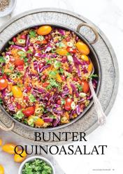 Gesund und fix - Kochen mit dem Thermomix - Bunter Quinoasalat 0218
