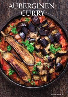 Gesund und fix - Kochen mit dem Thermomix - Auberginen-Curry 0218